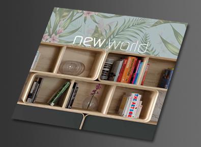 Surhogar Serie New World